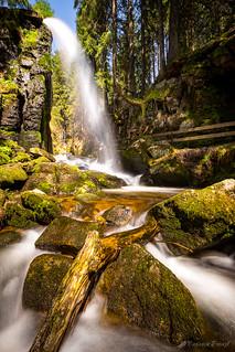 Menzenschwander Wasserfall