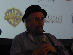#1040928 (Commander Idham) Tags: london film comic con sunday 31 july 2016 olympia showmaster warner brothers paramount sylvester mccoy doctor who paul mcgann colin baker