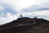 Haleakala observatory (heartinhawaii) Tags: maui haleakala observatory telescope astronomy lavarocks fog foggy mist misty cloudy upcountry landscape summit volcanosummit haleakalasummit 10023feet 10023elevation mauivolcano hawaii mauiinnovember nikond3300