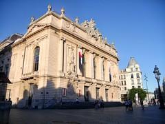 Opra de Lille (martindebrunne) Tags: lille city opera soleil chaud sunny hot france