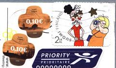 Stamps Finland (esgo747) Tags: briefmarken finnland