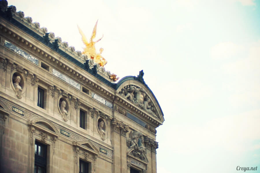 2016.08.21 ▐ 看我的歐行腿▐ 法國巴黎加尼葉歌劇院 07