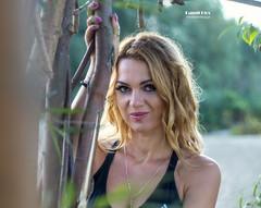 P1010262 (fotomotoblog) Tags: bikini swimsuit blonde girl sexi photosession sand beach