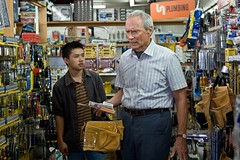 "Bee Vang and Clint Eastwood in ""Gran Torino (Static Phil) Tags: clinteastwood beevang ahneyher christophercarley johncarrolllynch moviepicture"