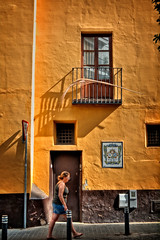 Callejeando (mgarciac1965) Tags: calle plaza gente color luz sevilla andaluca espaa turismo nikond5200