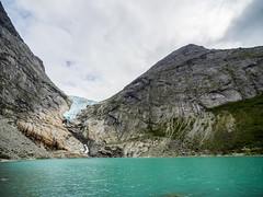 P8040485 (Rebecca_Wilton) Tags: olympus sognogfjordane norway no em1 europe 2016 summer olden fjords glacier briksdalglacier zuikodigital714mm omd