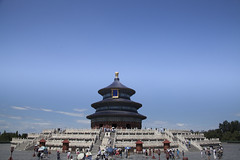 Beijing Temple of Heaven (Hurshid) Tags: beijing temple heaven