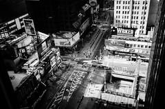 wicked (Nicola Colella) Tags: newyork timessquare blackandwhite