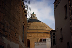 Mosta Dome (Jamie Toal) Tags: 50mm canon canon550d niftyfifty malta mosta europe travel animals nature