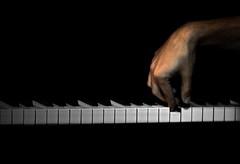 [ Lezioni di portamento - Deportment lessons ] DSC_0279.3.jinkoll (jinkoll) Tags: hand fingers piano music musician surreal shadow minimal conceptual walk play pianoforte