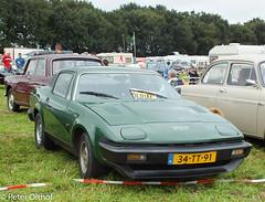 Triumph TR7 (peterolthof) Tags: neurhede 1011092016 34tt91 peter olthof peterolthof