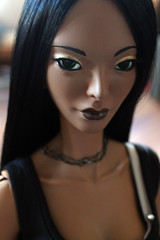 New Face (Blithefool) Tags: bjd picotprince dollstown