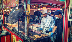 Asian Night Market #1 Chinese Skewers - Vancouver, Canada (, ) (dlau Photography) Tags: vancouver canada   chineseskewers nightmarket        travel tourist vacation visitor people lifestyle life style sightseeing   trip   local   city  urban tour scenery   weather   delicious   food flickrunitedaward astoundingimage