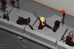 LEGO - LotR Helms Deep minifig scale (Altezza RS) Tags: castle lego lotr lordoftherings hobbit burg herrderringe helmsdeep