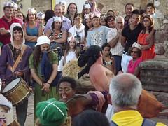 Teatrillo (Dechucho) Tags: castle portugal teatro theater castro algarve inquisition castillo marim inquisicion medievaldays jornadasmedievales