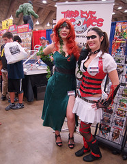 Poison Ivy & Harley Quinn Cosplay - Baltimore Comic-Con 2012 (Stephen Little) Tags: costumes comics costume cosplay day1 comicbook batman heroes cosplayer dayone comiccon con poisonivy harleyquinn bcc cosplayers costumers costumeplay tamron1750mm tamronaf1750mmf28 tamron1750mmf28 baltimorecomiccon tamronaf1750mm sonya77 jstephenlittlejr slta77 sonyslta77 sonyslta77v sonyalphaslta77v bcc2012 baltimorecomiccon2012