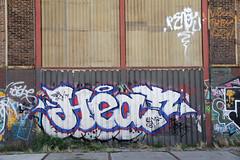 graffiti (wojofoto) Tags: streetart holland amsterdam graffiti nederland tags heat netherland ndsm noord wolfgangjosten wojofoto