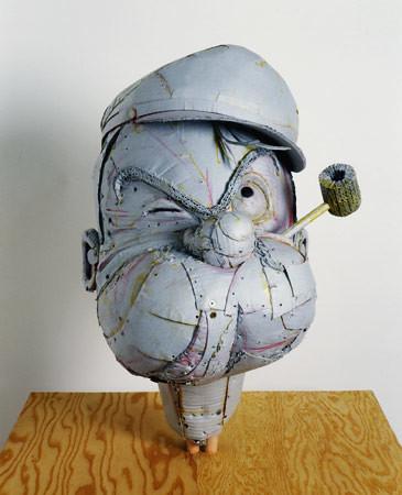 藝術家 Scott Fife 的紙板雕塑世界