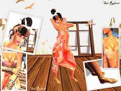 HOME SWEET HOME (Satine Rabeni & Casasreais Allen) Tags: hair necklace mesh hud belleza masaimara crickets gacha hinako luckyletter blacklacebeauty regalodegrupo formanails maxigossamer focusposes sequoiastyle