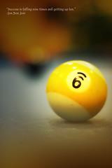 Day 252 / 366 (codename: NT) Tags: life ball nine 9 365 try billiard success project365 365project poltadifa codenament