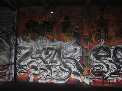 7SEAS (Same $hit Different Day) Tags: graffiti bay berkeley east special delivery cbs 2012 1810 7seas