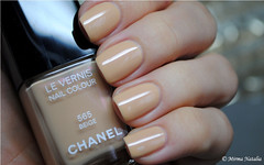 Chanel Beige 565 (Mirma Natalia) Tags: beige nail polish chanel shimmer
