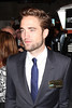 Robert Pattinson visits the New York Stock Exchange to ring the opening bell USA