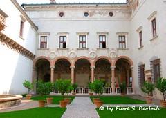 Trento (TN), 2012, Castello del Buonconsiglio. (Fiore S. Barbato) Tags: italy trento alto castello trentino altoadige buon adige consiglio