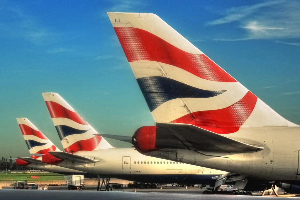 London Heathrow U.K. - British Airways F by Daniel Mennerich, on Flickr