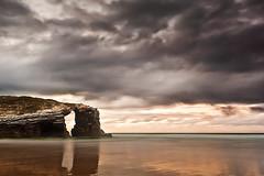 Las catedrales (FranqPhoto) Tags: las nikon d2x sigma playa galicia 1020 lugo catedrales