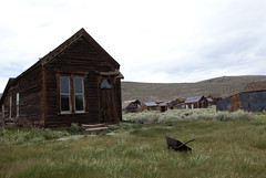 Bodie Ghosttown (Gheysen86) Tags: california county usa abandoned gold mono united roadtrip spooky rush ghosttown bodie states 2012