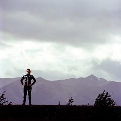 Olympic Skier Kikkan Randall (brian_adams) Tags: sekonic l308s