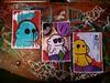characters welcome show (tattooedmomphilly) Tags: ceito characterswelcomestickersstickerstickershowstickybanditstattooedmomphiladelphiasouthstreet