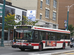 Toronto Transit Commission 7326 (YT | transport photography) Tags: new toronto bus flyer ttc transit commission d40lf