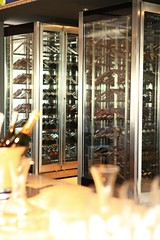 Wine Cella at Fuzio Italian Restaurant (Ekkamai- Sukhumvit road)