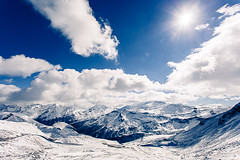 Mountains (apertu) Tags: travel vacation sky sun mountain snow alps travelling salzburg nature clouds canon landscape austria sterreich reisen alpen grossglockner hochalpenstrasse fuschandergrosglocknerstrase fuschandergrosglocknerstras