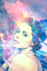 Panic Attacks (NuseaCosmica) Tags: camera old pink flowers blue school sunset red summer portrait england sky woman cloud sun moon white selfportrait black flower color cute green art beach colors girl beautiful beauty look grass fashion collage tongue illustration forest photomanipulation diamonds canon vintage wonderful hair stars sadness photo cool spain model glamour nikon triangle purple artistic smoke grunge hipster like manipulation calm lips follow retro spanish exotic galaxy indie passion tropical feeling jewels universe cosmic calid likeforlike followback