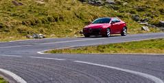Hit the apex (AlexTalmaciu) Tags: road mountain corner canon romania alfa 70300mm tamron brera transfagarasan 60d