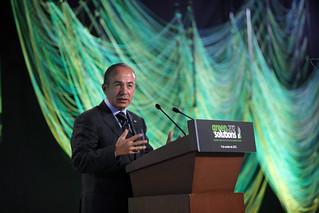 Inauguración de la Exhibición Green Solutions 2012
