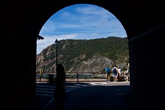 Framed (Johnnyvacc) Tags: monterosso italy cinqueterre