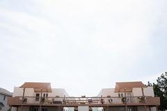 (gwoolston) Tags: balcony architecture jerseyshore stoneharbor condos ocean beach