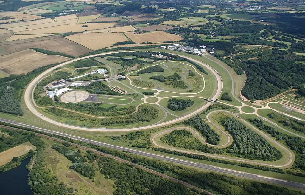 Interesting to stumble across the Millbrook (automobile) Proving Ground at Bedford after a wee detour to the Isle of Wight for lunch