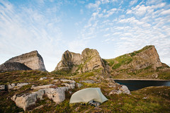 Trna (dataichi) Tags: nordland norway scandinavia outdoor outdoors landscape nature tourism destination travel adventure camping tent traena island