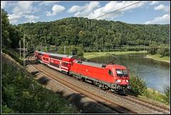 DB Regio_BR 182 008-3_Knigstein_Sachsen_DE (ferdahejl) Tags: dbregio br1820083 knigstein sachsen de