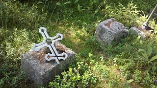 Hamina orthodox graveyard