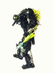 Von Nebula Remastered (Shogoki Shinkyardo) Tags: herofactory moc remake