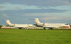 Jordanian Government (GSairpics) Tags: vqbmz vqbnz g6 glf6 g650 gulfstream650 biz bizjet exec executive governmentofjordan jordaniangovernment aircraft aeroplane airplane aviation transport travel airport gla egpf glasgowairport renfrewshire scotland jet