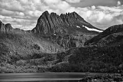 reach out and touch the sky (keith midson) Tags: cradlemountain mountain tasmania wilderness dovelake