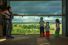 Lil Explorers (Michael Angelo 77) Tags: watchtower familyportrait nature thenetherlands motherchild worldphotographyday worldphotoday