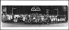 Wesley Methodist Church, 100th Anniversary, June 1949 (Ohio County Public Library) Tags: ritchietown wheelingwv wheeling southwheeling wesleymethodist churches church jacobstreet methodist revwwsutton